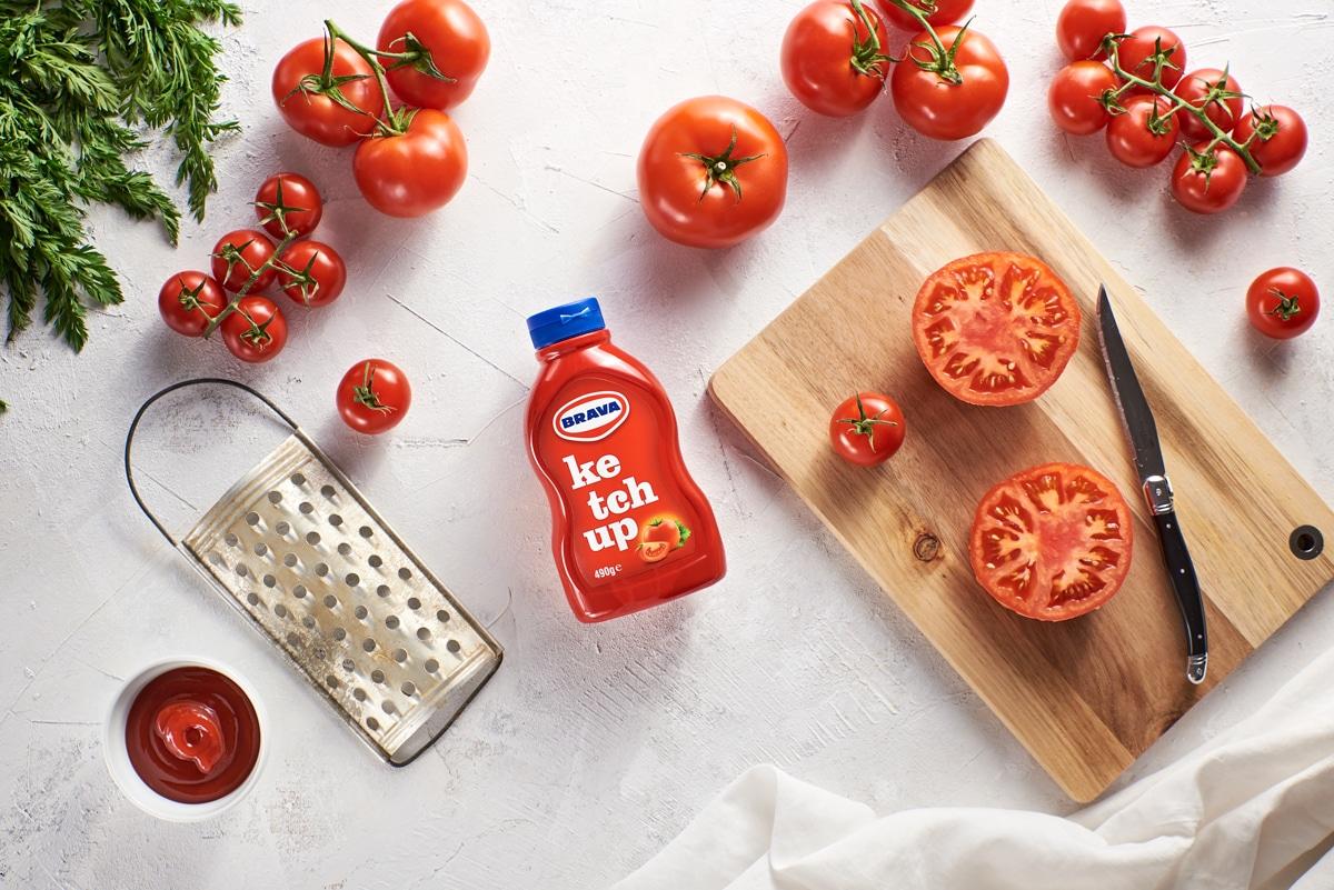 brava ketchup