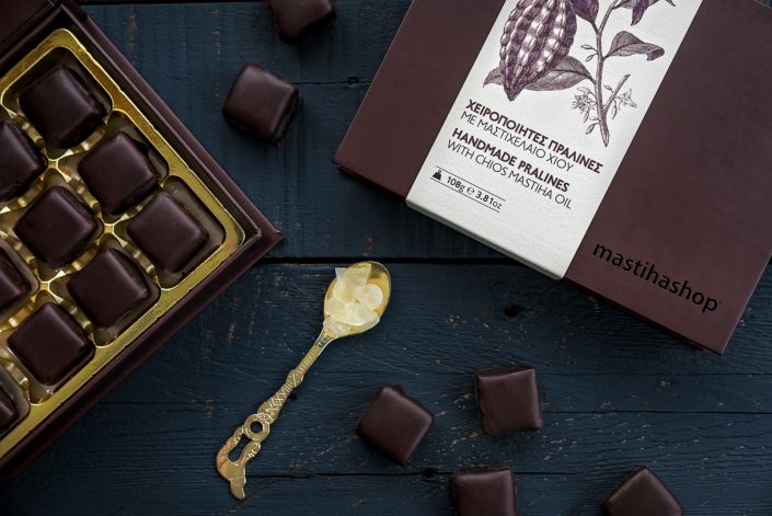 Handmade Mastiha Chocolate