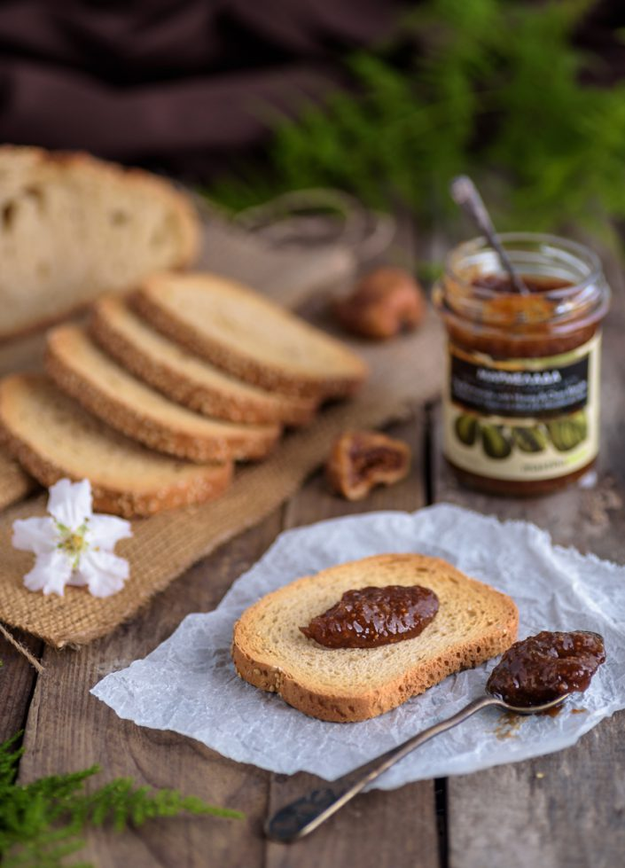 figgs marmelade with mastiha