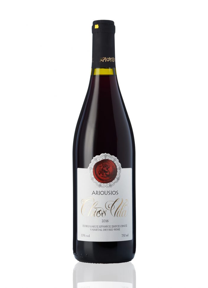ariousios wine chios vita