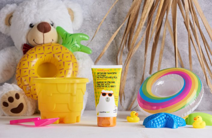 Sunscreen for Kids with Chios Mastiha