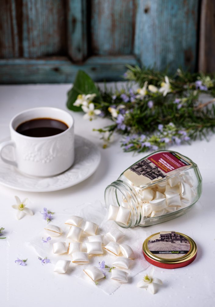 Candies with Mastha Oil and Coffee