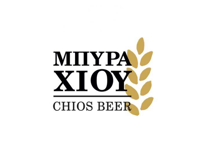 Logo Chios Beer